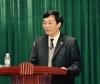 Ts. Phan Tùng Mậu tại Hội nghị Tăng cường hoạt động PBKT trong hệ thống báo chí LHHVN