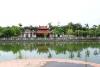 Tam quan đền Bia. Ảnh ©2015 NCCong