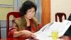 Nhà khoa học đầu ngành về Xã hội học gia đình và Giới - Nữ GS.TS Lê Thị Quý. (Ảnh: T.G)