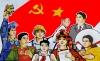 Qua 30 năm đổi mới, đất nước ta đã đạt được những thành tựu to lớn, có ý nghĩa lịch sử trên con đường xây dựng chủ nghĩa xã hội và bảo vệ Tổ quốc xã hội chủ nghĩa.