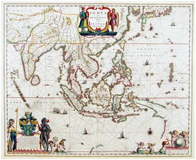 Phát hiện 56 bản đồ cổ phương Tây vẽ Hoàng Sa của Việt Nam